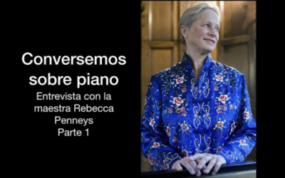 A 4-part Conversation with Rebecca Penneys & Andres Gomez-Bravo